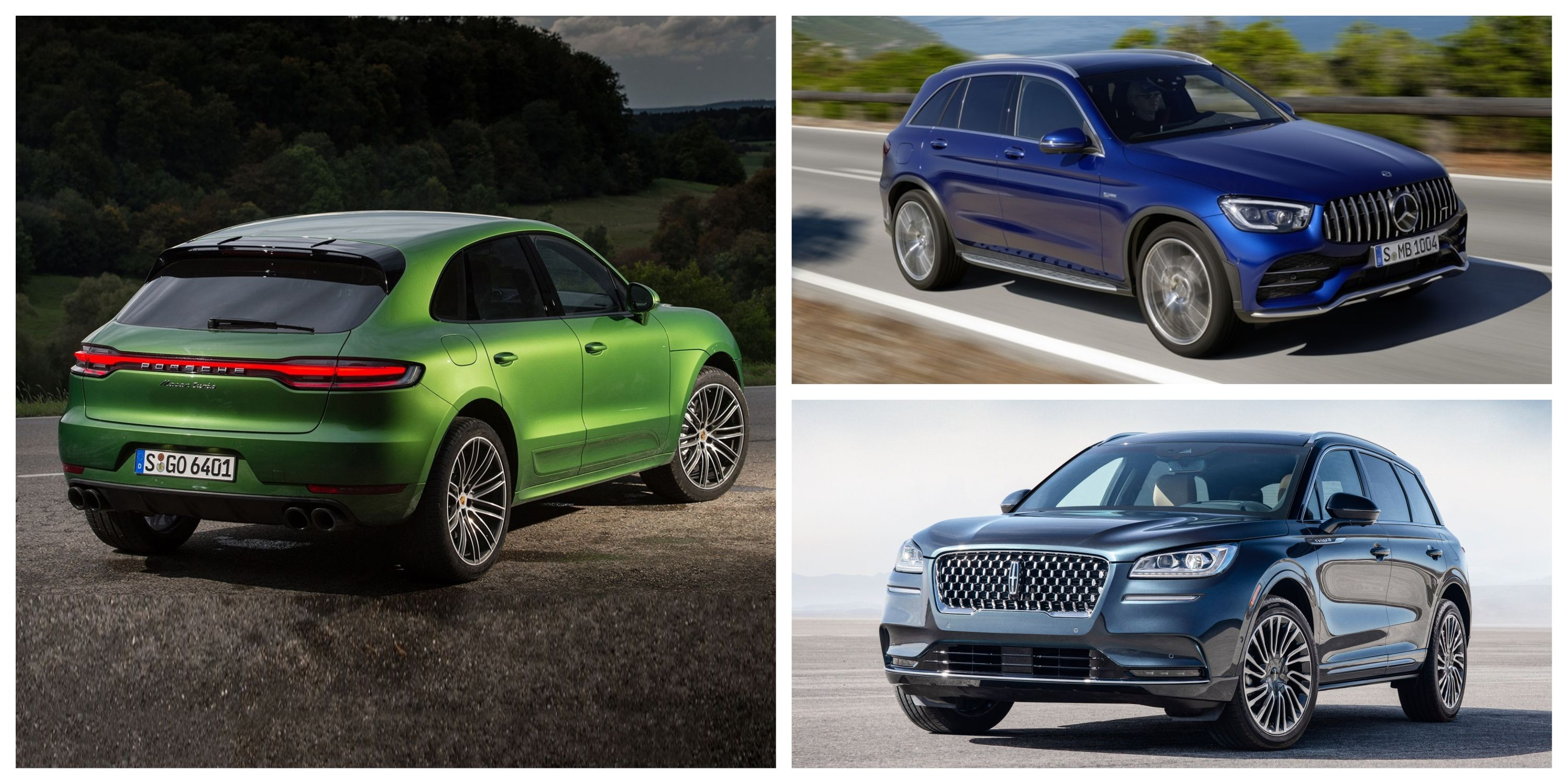 Compact Luxury Crossover And Suv Ranked