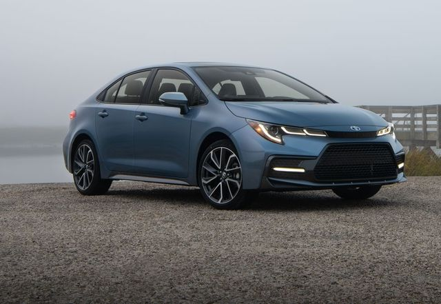 Toyota Certified Pre Owned >> 2020 Toyota Corolla Review, Pricing, and Specs