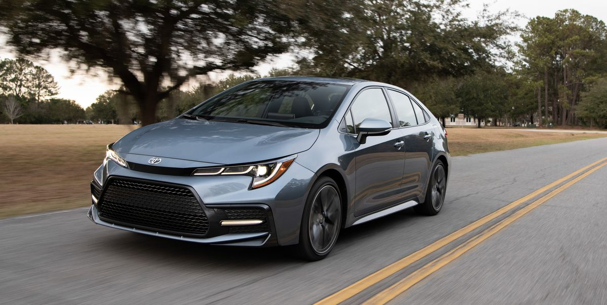 2020 Toyota Corolla Sedan And Hybrid Much Improved