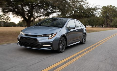 2020 Toyota Corolla Sedan and Hybrid – Much Improved ...