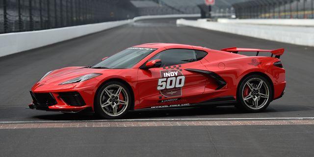 chevy corvette pace car 2020 indy 500