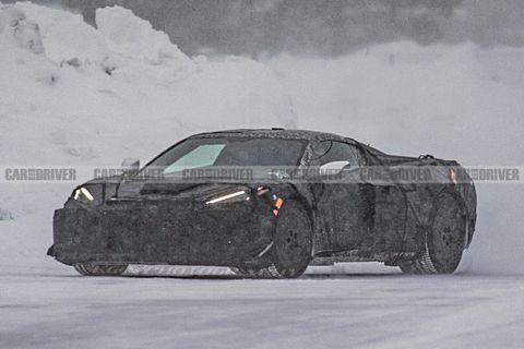 2020 Chevrolet Corvette Z06