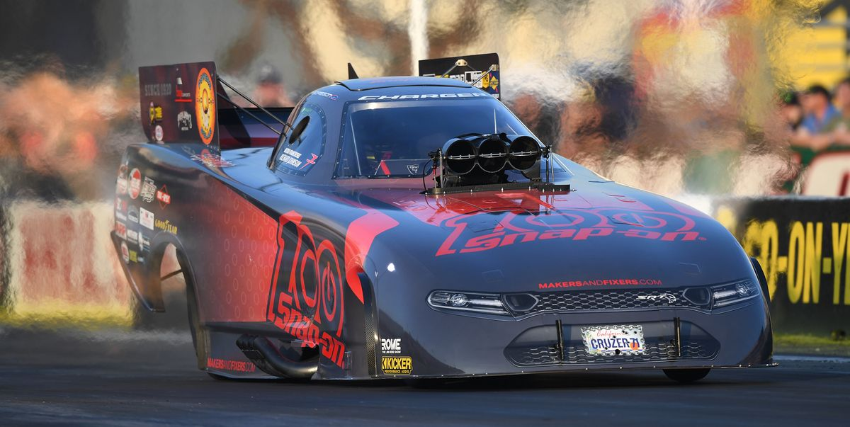 COVID-19 Sidelines Entire NHRA Crew But Can't Stop Cruz Pedregon