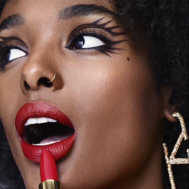 valentino beauty line makeup lipstick