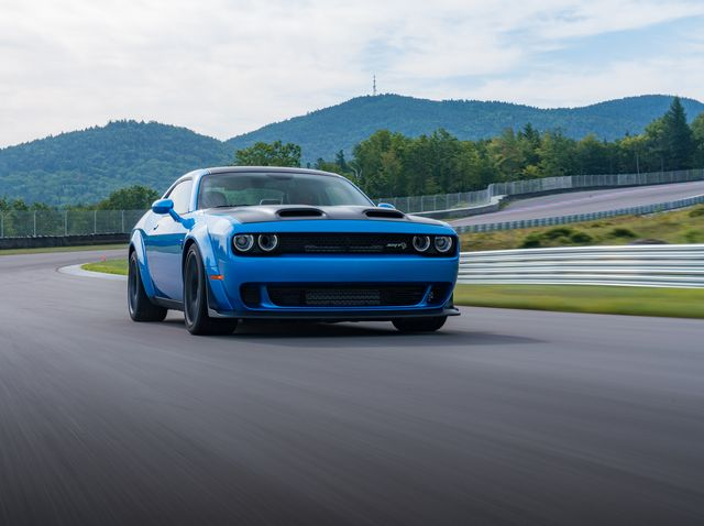 2020 Dodge Challenger Srt Hellcat Review Pricing And