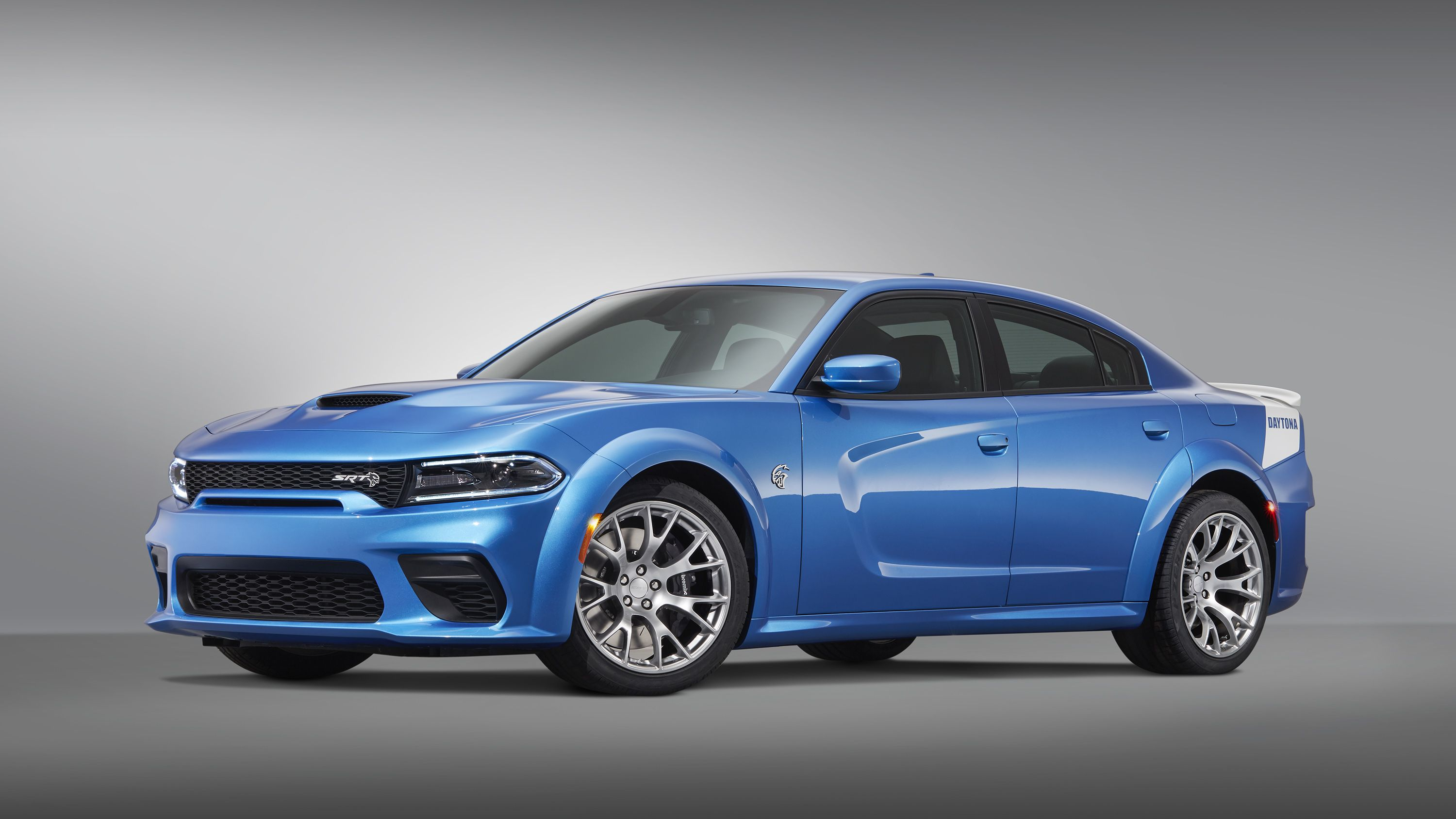 2020 Dodge Charger Srt Daytona Gets A 717 Hp Hellcat V 8