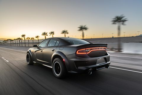 2020 Dodge Charger SRT Hellcat Speedkore