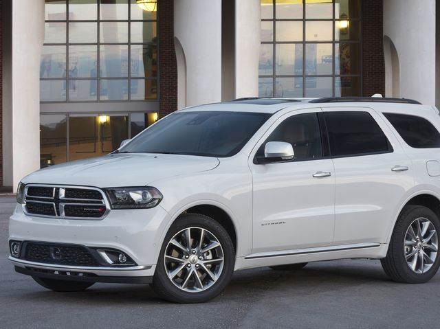 Dodge durango srt 2020