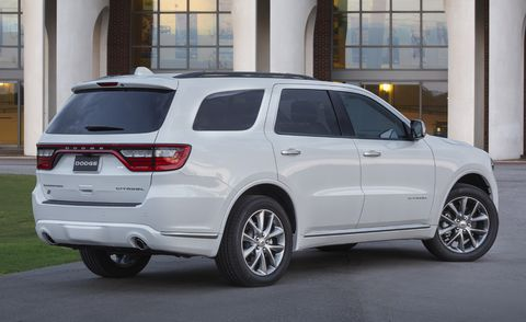 2020 Dodge Durango Review, Pricing, and Specs