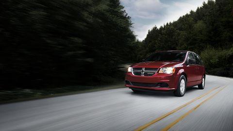 2020 Dodge Grand Caravan Review Pricing And Specs