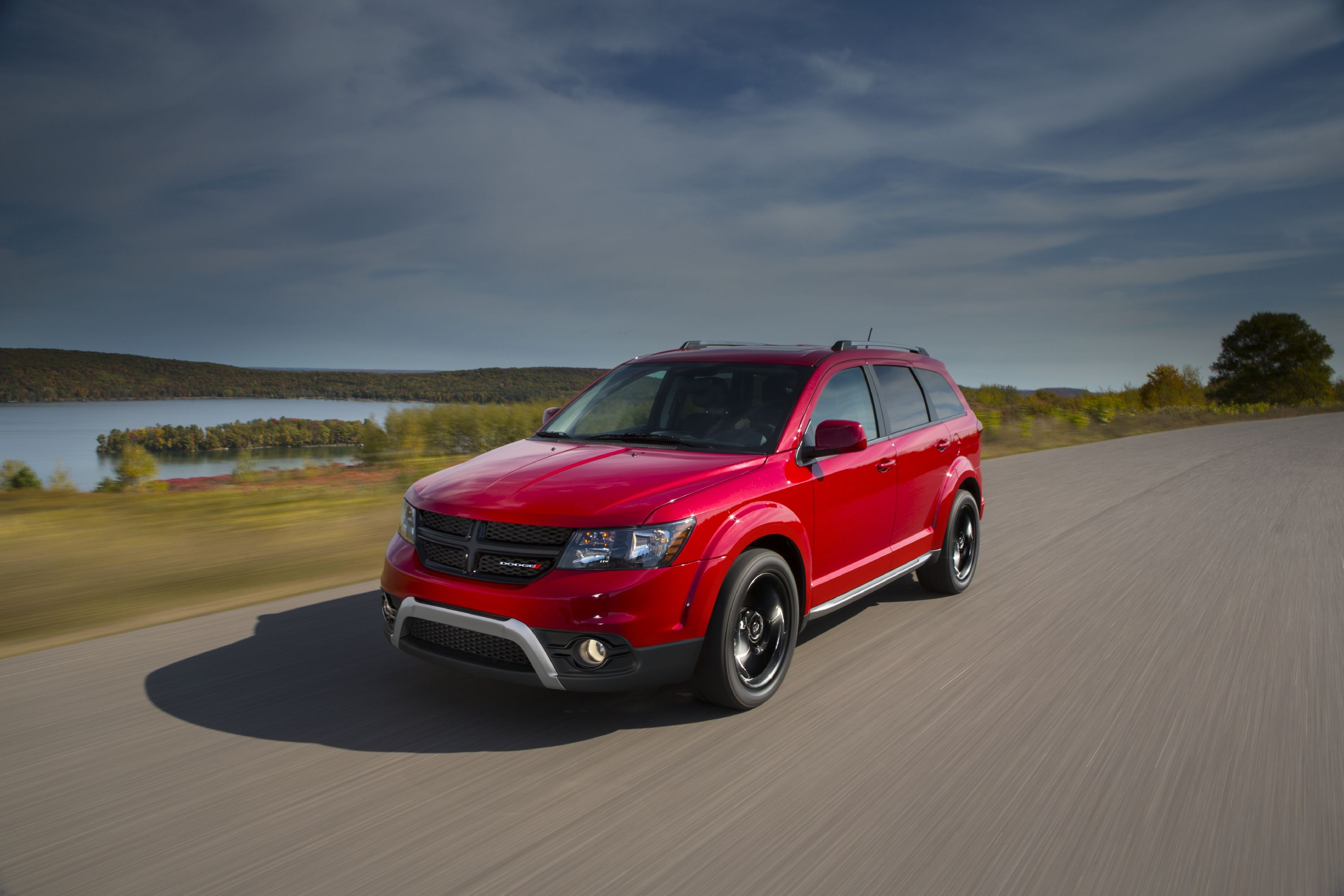 2020 Dodge Journey Photos
