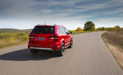 Dodge Journey Gas Mileage >> 2020 Dodge Journey Review Pricing And Specs