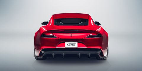 View Photos of the 2020 Drako GTE