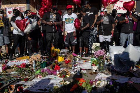 george floyd murder police killing protests riots rioting protesting police brutality african american black lives matter minneapolis minnesota
