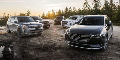SUV Buying Guide: Compare Side-By-Side