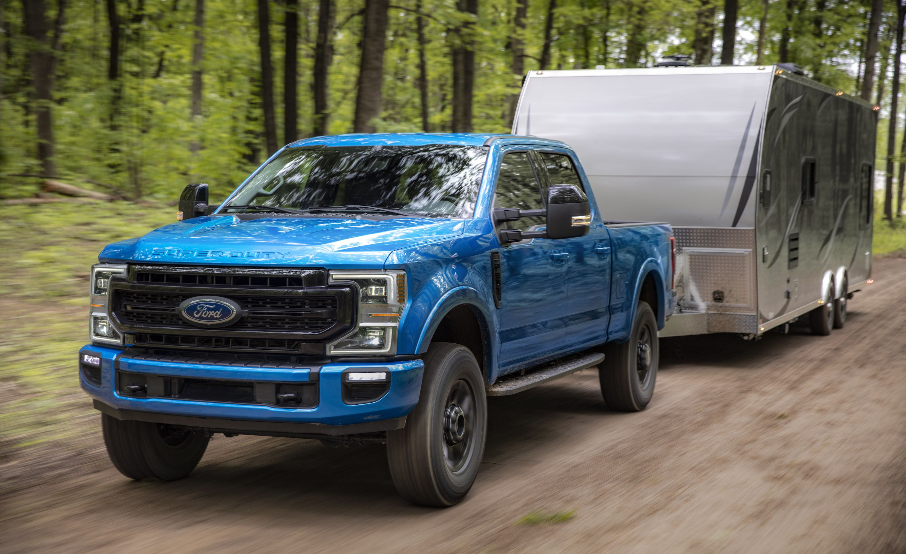 New Ford 7 3 Liter Godzilla V 8 Coming For Super Duty Lineup