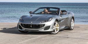 2020 Ferrari Portofino front