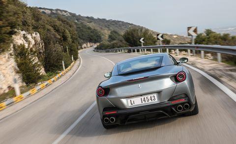 2020 Ferrari Portofino Review Pricing And Specs