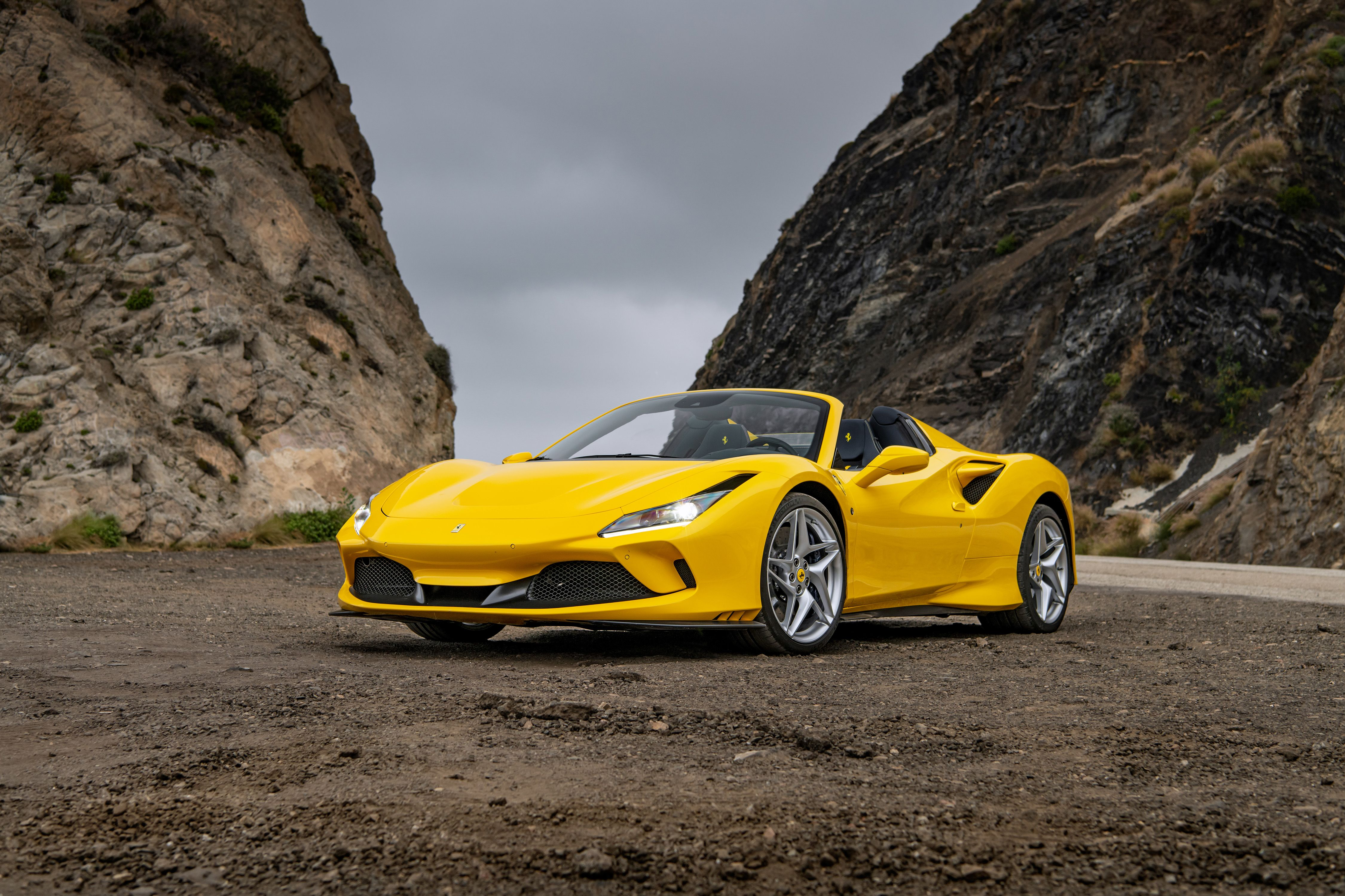 2021 Ferrari F8 Tributo Spider Review Pricing And Specs