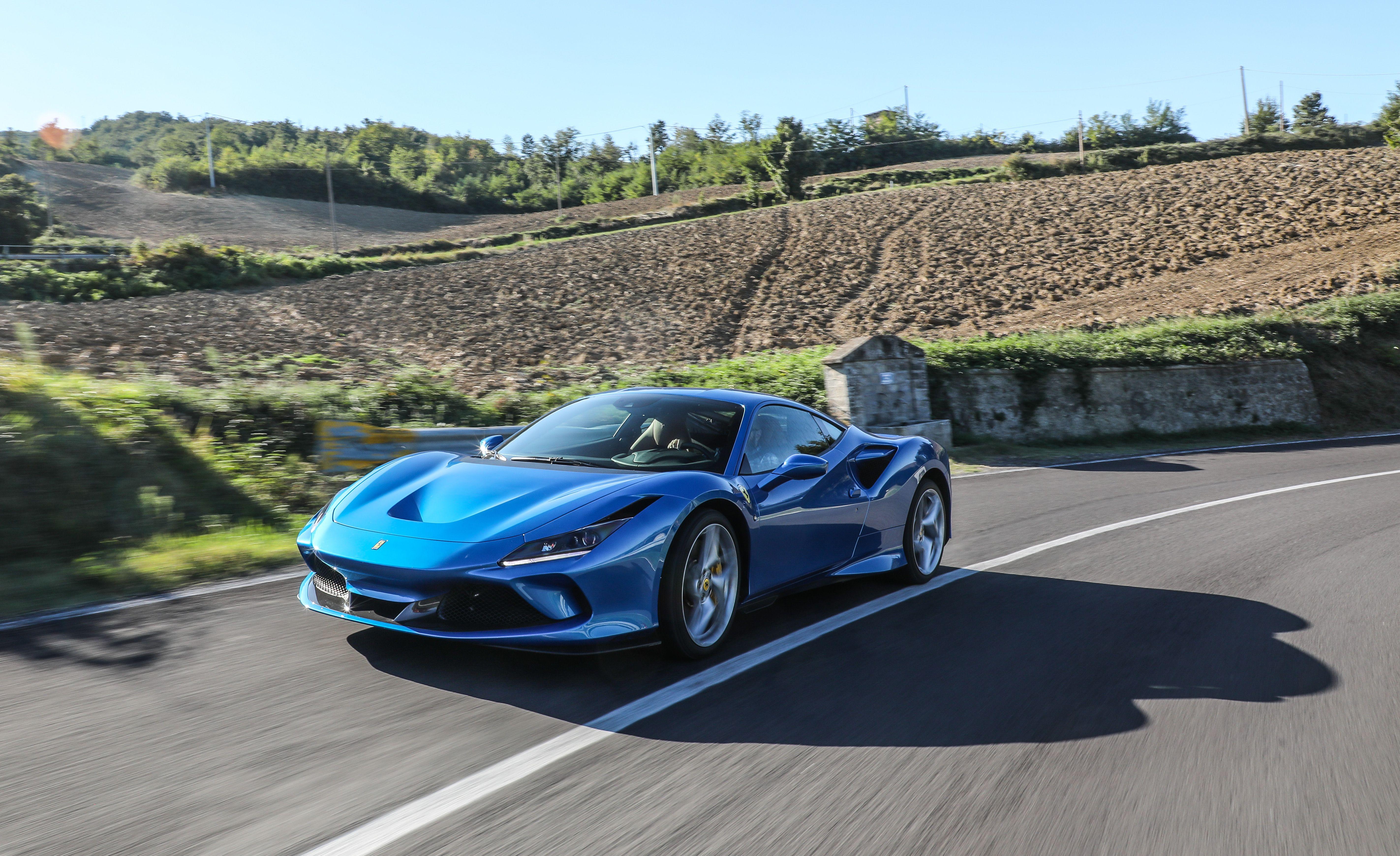 2020 Ferrari F8 Tributo Is An Evolutionary Masterpiece
