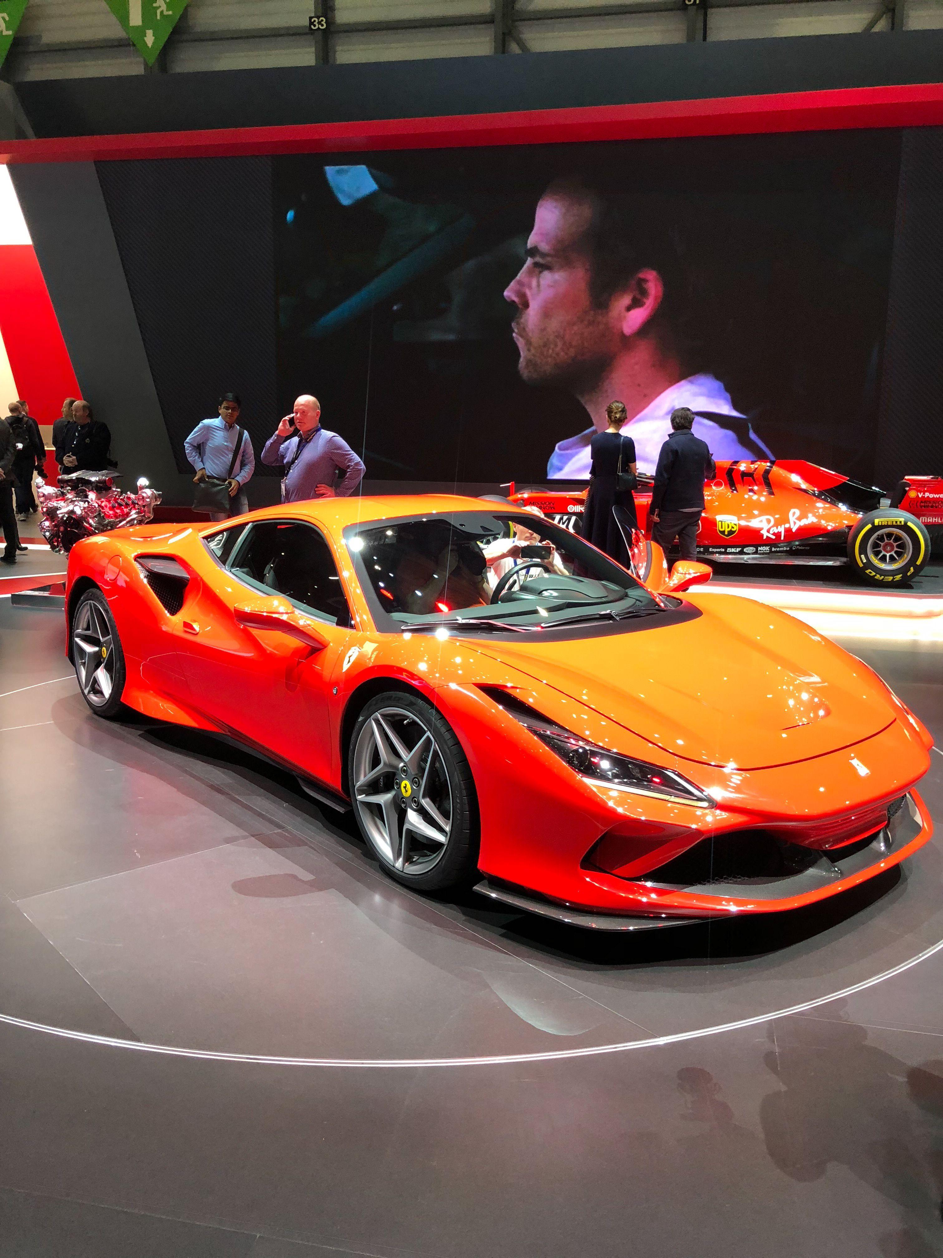 Ferrari F8 Tributo \u2013 Returns the Mid,Engined Sports Car to