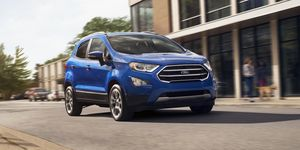 2020 Ford EcoSport front