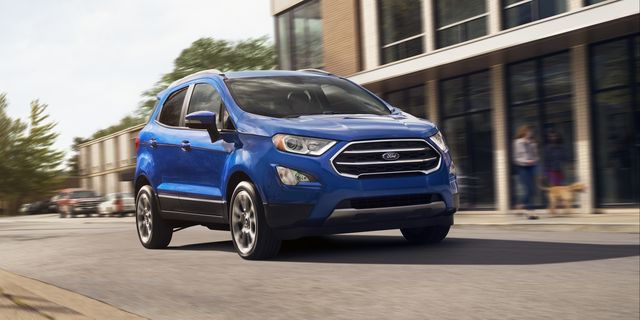 2020 Ford Ecosport Review Pricing And