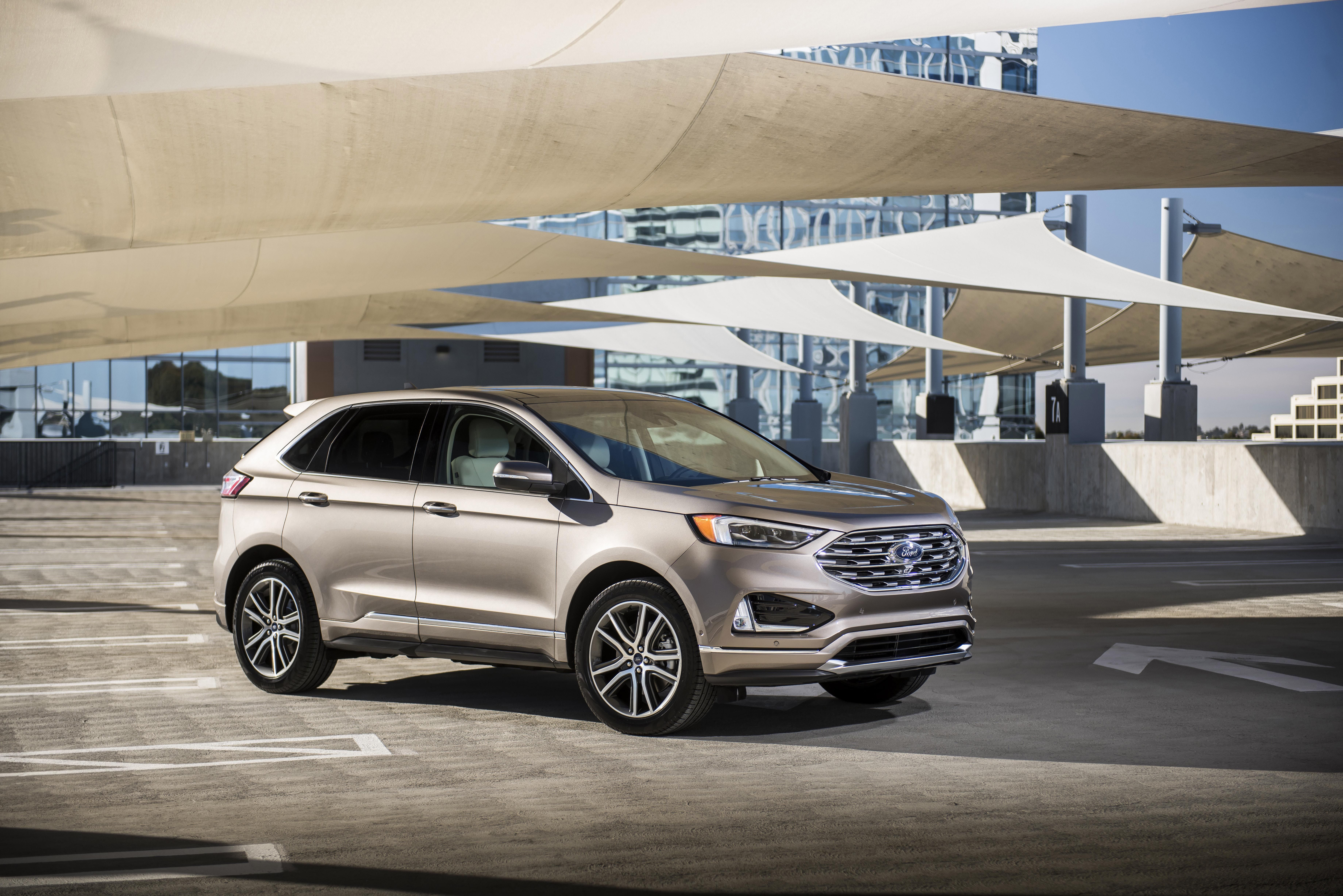 2020 Ford Edge Sport Price and Review