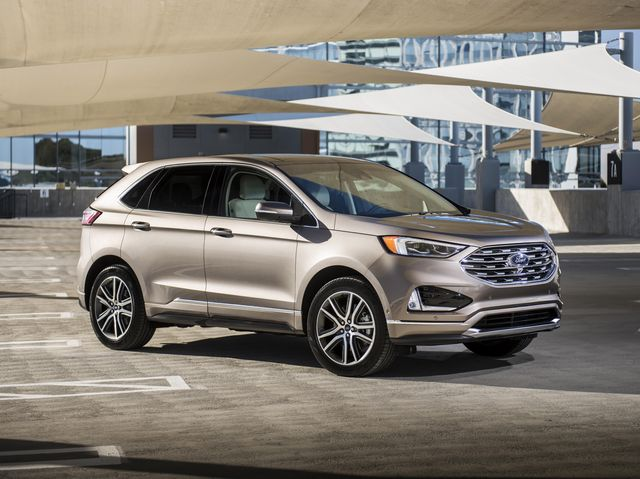Ford Suv Models >> 2020 Ford Edge Review Pricing And Specs
