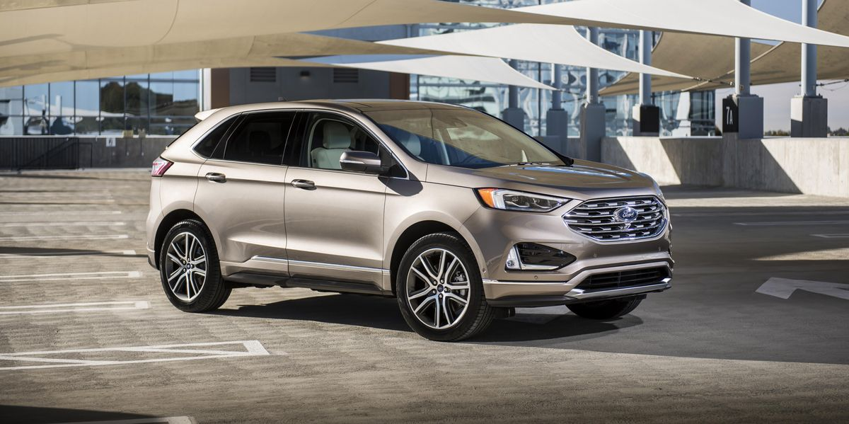 Volvo Certified Pre Owned >> 2020 Ford Edge Review, Pricing, and Specs