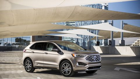 Ford Edge 2020 Review.2020 Ford Edge Review Pricing And Specs