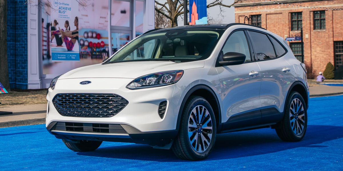 2020 Ford Escape Price Trim Levels Msrp Arrival Date