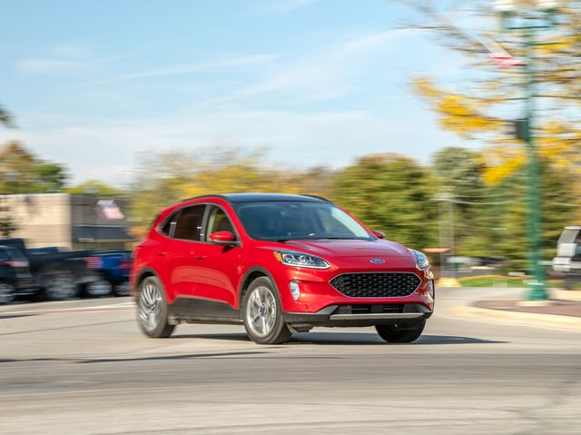 2020 Ford Escape Review Pricing And Specs