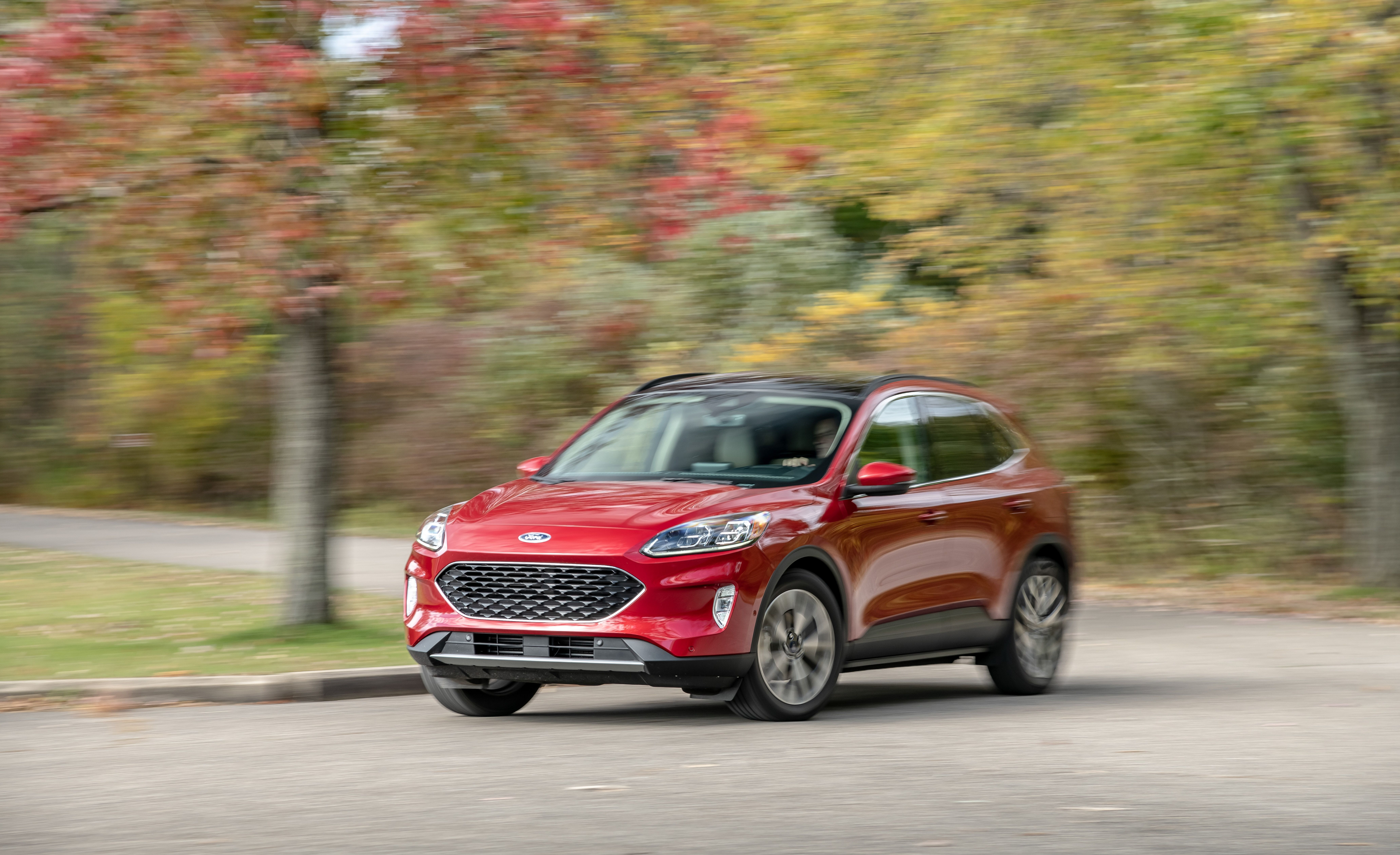 Lost In Space 2020 Review.2020 Ford Escape Is Much Improved And Surprisingly Quick