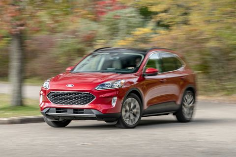 2020 Ford Escape Is Much Improved And Surprisingly Quick