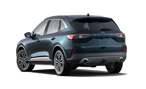 Ford Escape Ecoboost >> How We'd Spec It: The New 2020 Ford Escape Compact Crossover