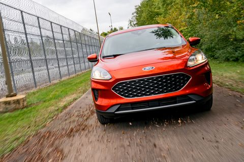 Ford's New Escape Leaves a Bitter Aftertaste