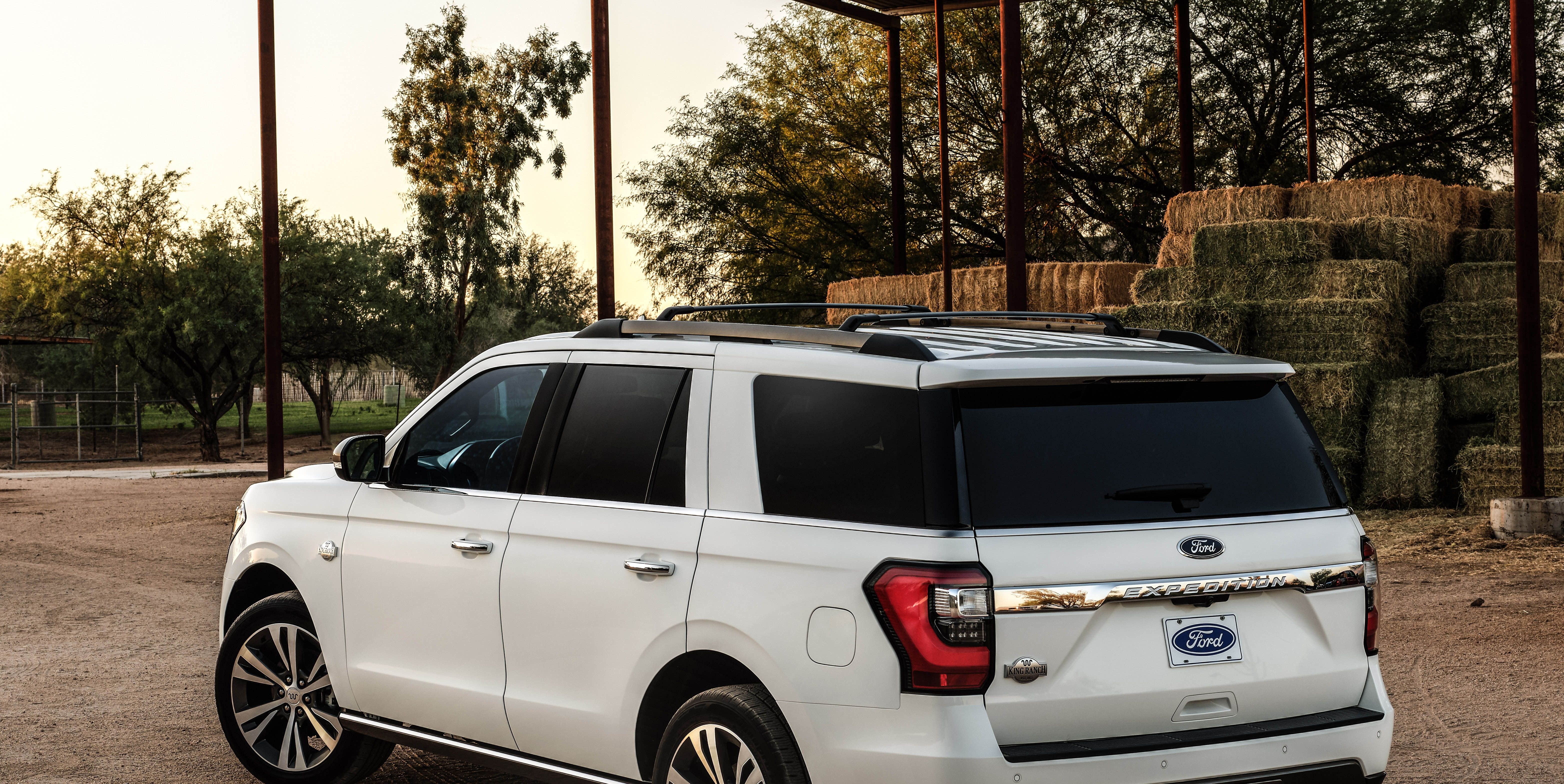 2020 Ford Expedition Recalled for Malfunctioning Seatbelt Sensor