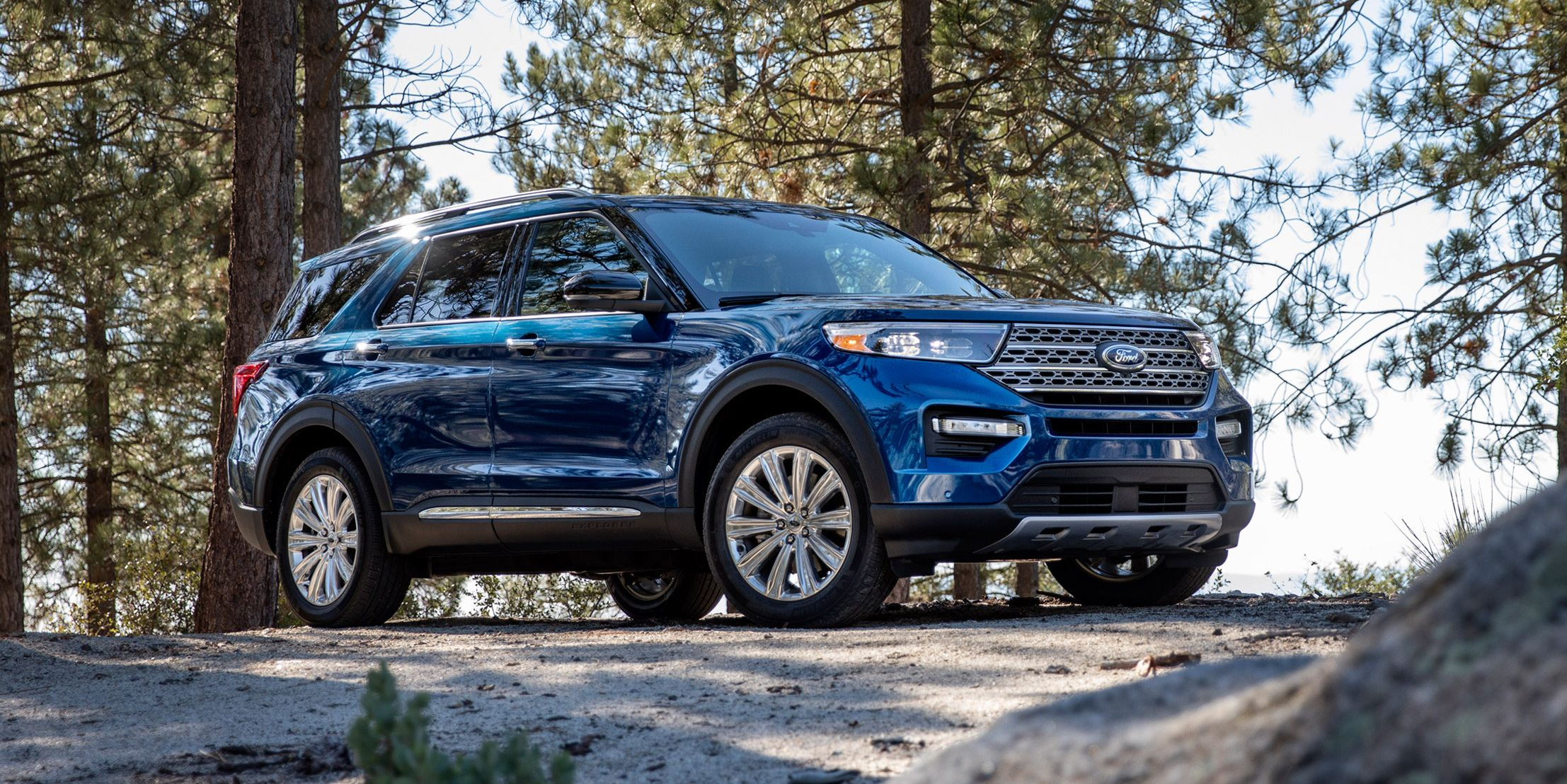2020 Ford Explorer – All-New Fourth Generation