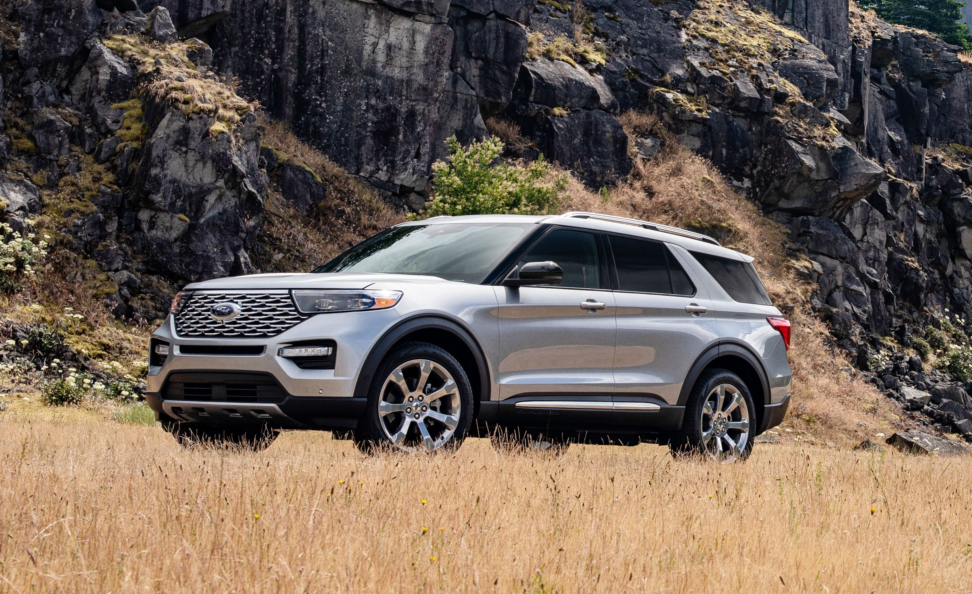 2020 The Ford Explorer Review and Release date
