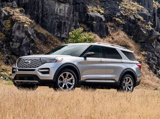 New Ford Explorer >> 2020 Ford Explorer Review Pricing And Specs