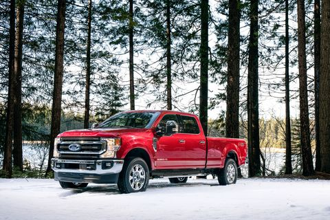 Land vehicle, Vehicle, Car, Pickup truck, Automotive tire, Motor vehicle, Snow, Truck, Truck bed part, Tire,