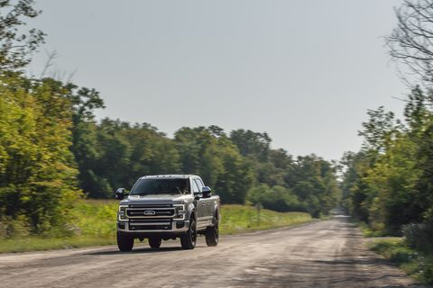 2020 ford f 350 super duty platinum tremor