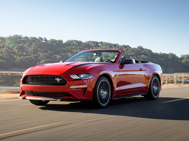 2020 Ford Mustang Review Pricing And Specs