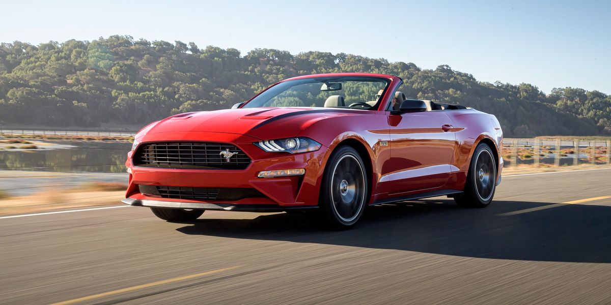 Volvo Certified Pre Owned >> 2020 Ford Mustang Review, Pricing, and Specs