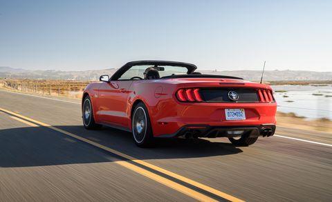 2020 Mustang Gt Convertible Roll Bar