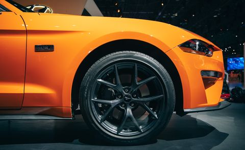 2020 Ford Mustang Performance Package More Capability For