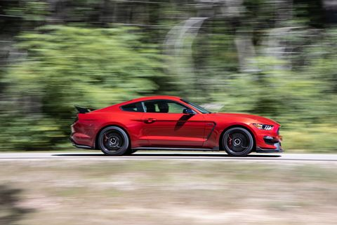 2020 ford mustang gt350r
