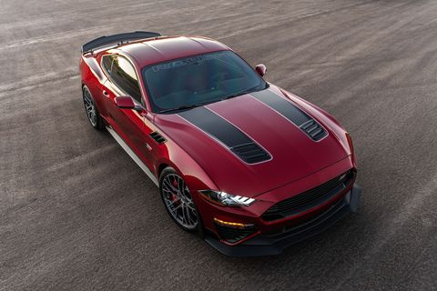2020 Ford Mustang Jack Roush Edition