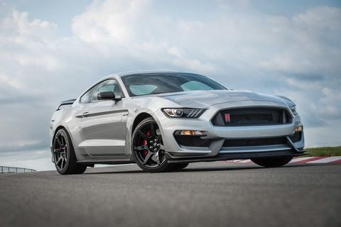 2020 Ford Mustang Shelby GT350R Changes Include GT500 ...